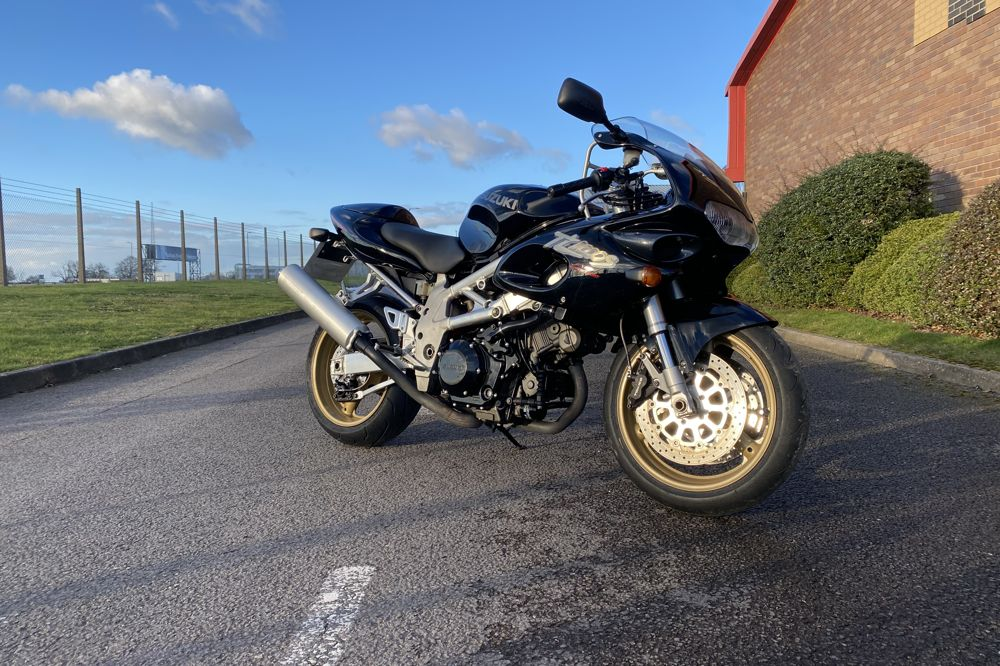 Picture of motorcycle Suzuki TL1000S