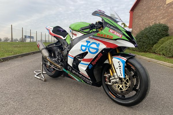 Picture of motorcycle Kawasaki ZX-10R Ex-BSB