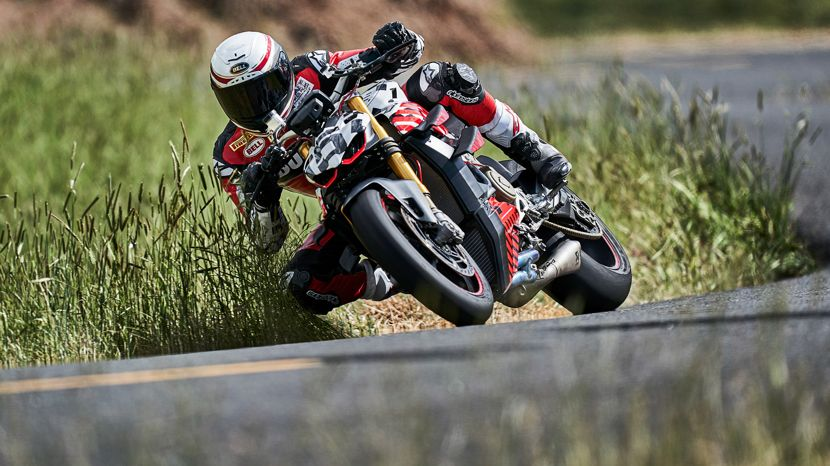 Ducati Streetfighter V4 one step closer to production.   Superbike Magazine