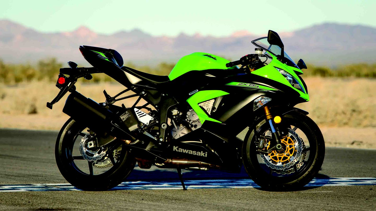 How To Turn Your Zx 6r 636 Into A Track Weapon Superbike Magazine
