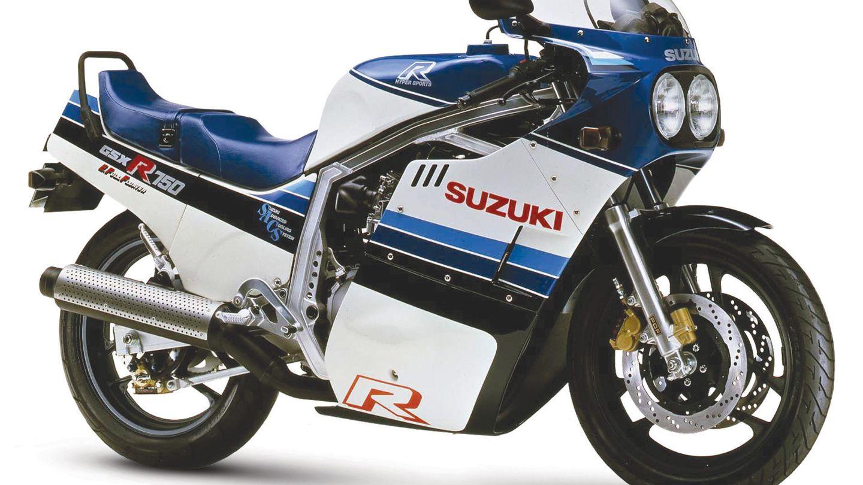 Suzuki classic parts scheme – now includes 'Slabby' GSX-R