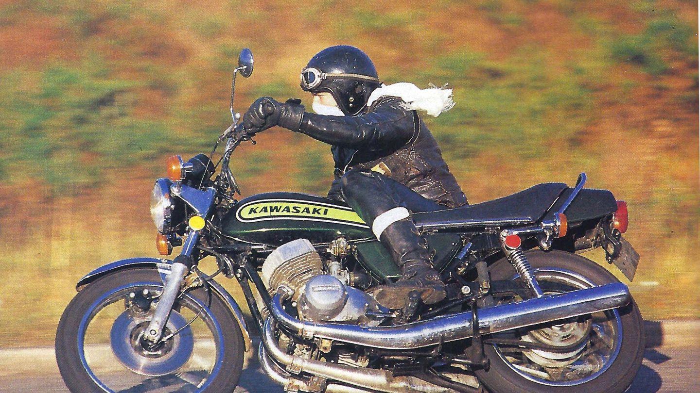 Throwback Thursday – testing the first Kawasaki H2