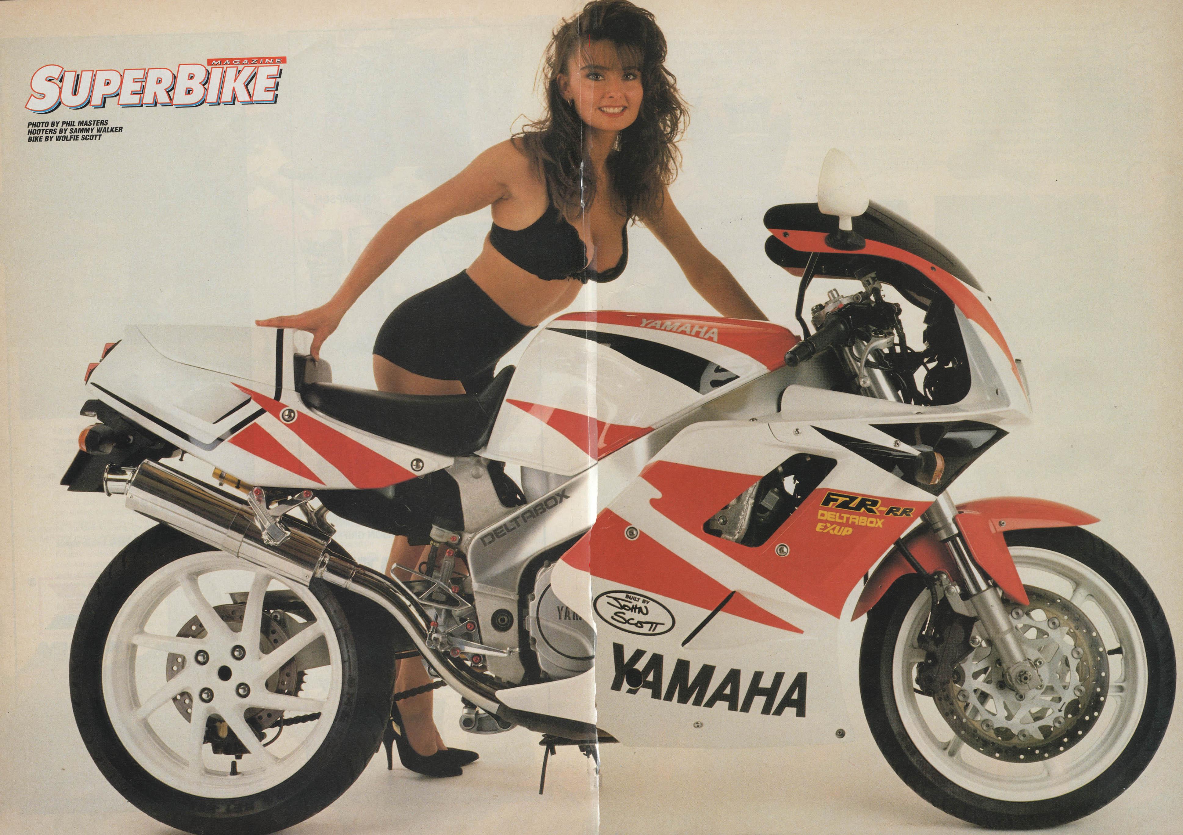 The Friday Fold – Yamaha FZR 400 | Superbike Magazine