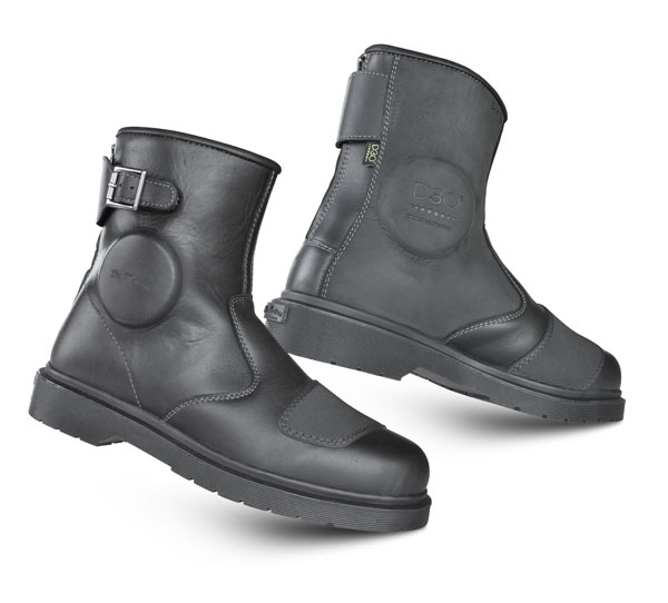 Dr Martens Faris Motorcycle Boots