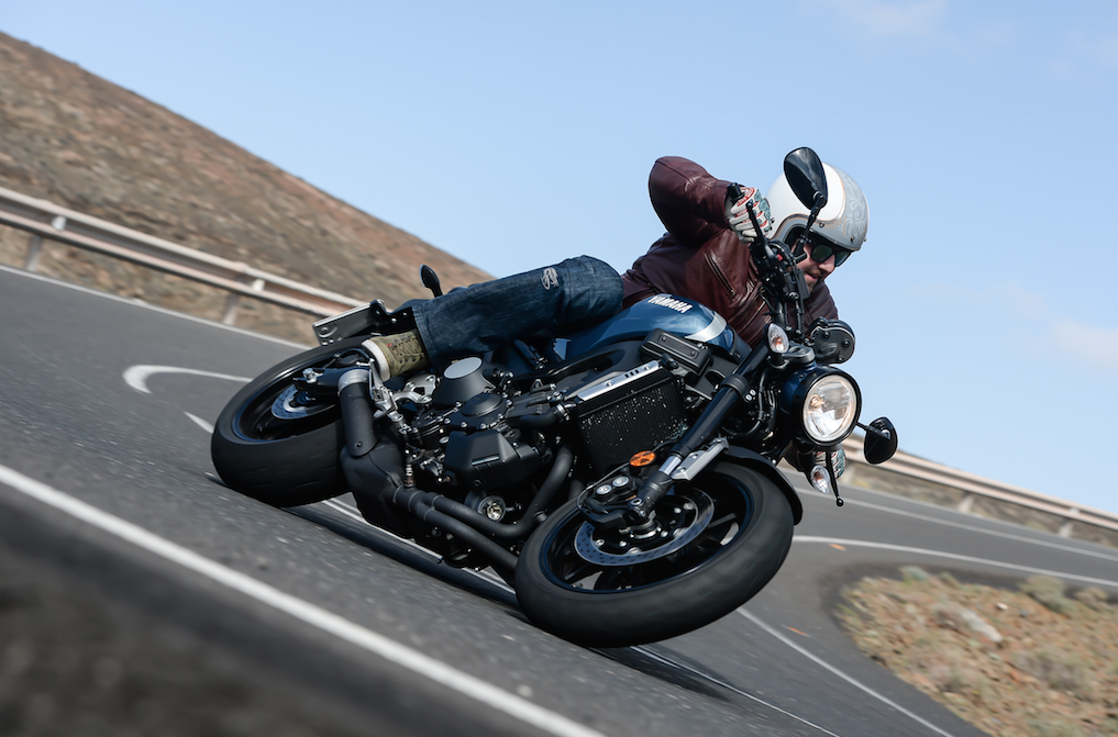 Yamaha XSR900 First Ride Review