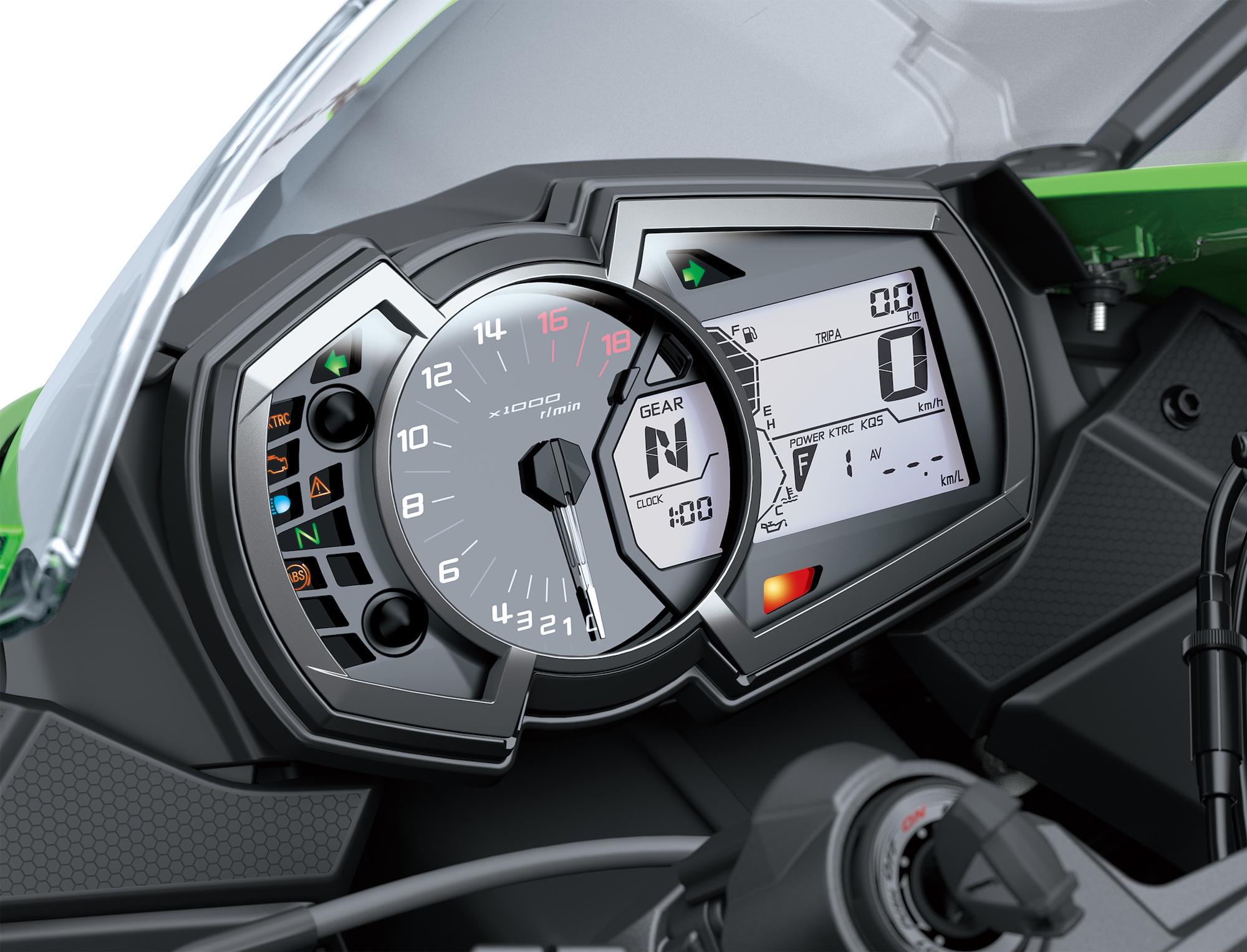 Kawasaki Announces New Zx 6r 636 For 2019 Zx6r Forum