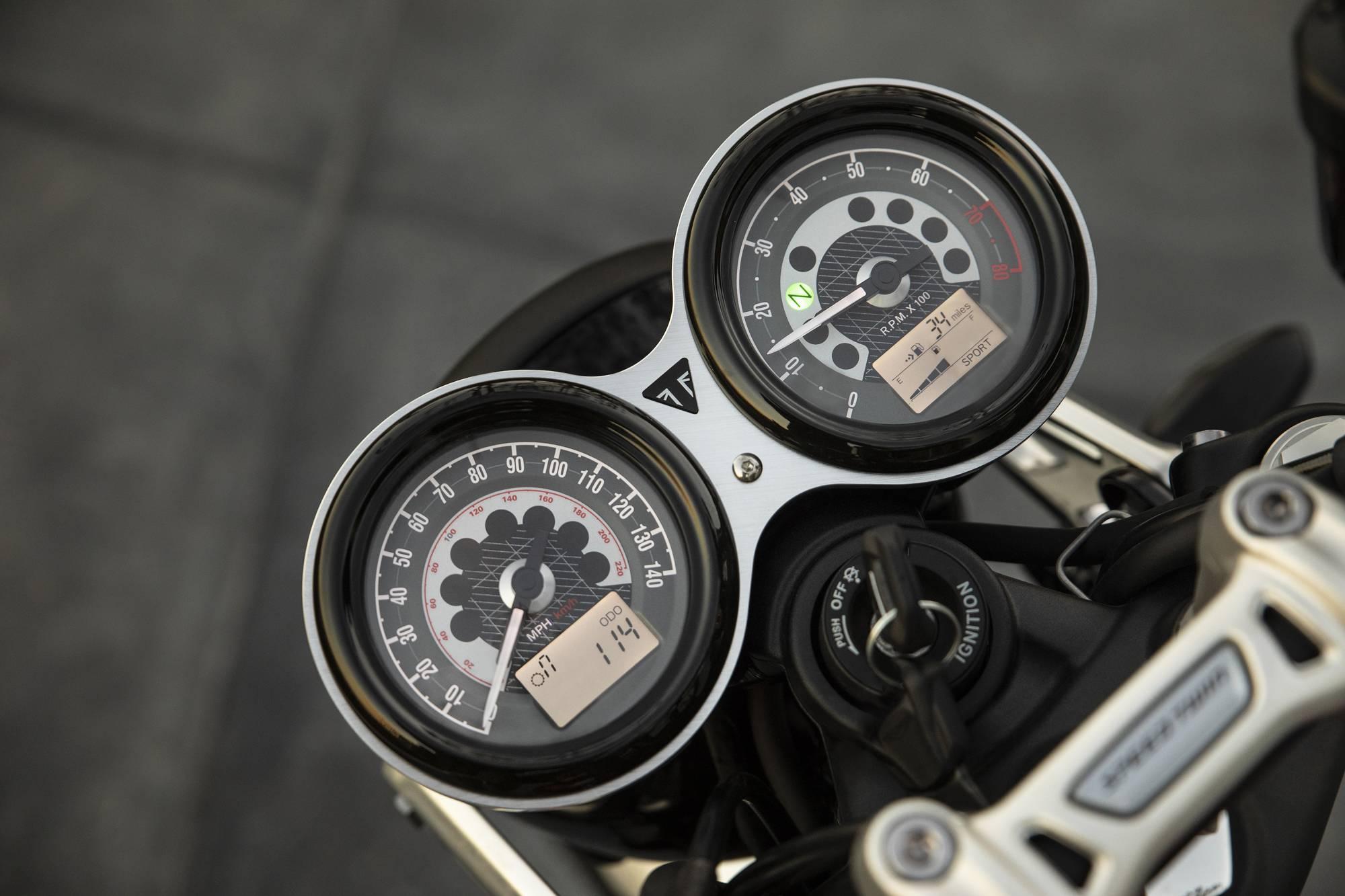 Triumph Speed Twin Review Superbike Magazine