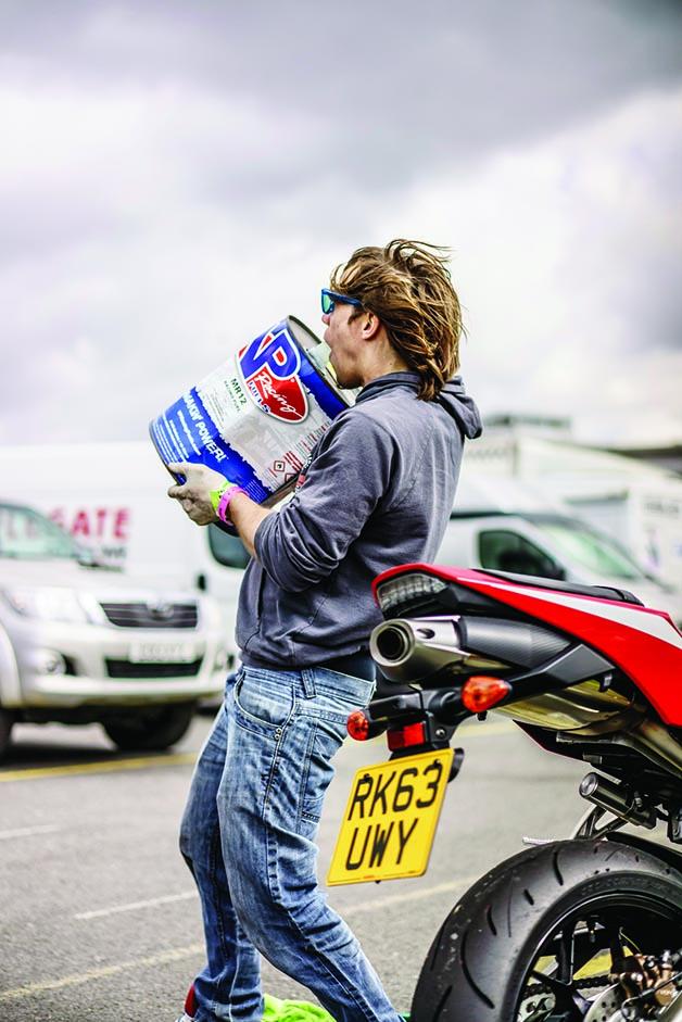 VP Racing Fuels - Please enjoy responsibly