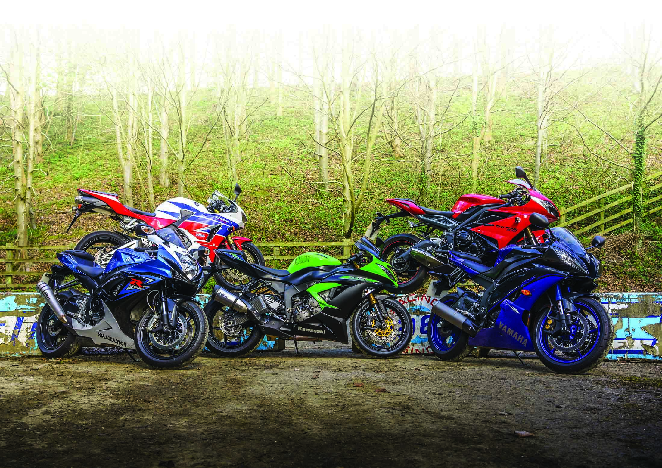 Short Change 2014 600cc Supersport Shoot Out With A Twist Part