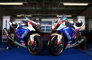 SUZUKI ANNOUNCE WORLD SUPERBIKE REPLICA GSX-R1000