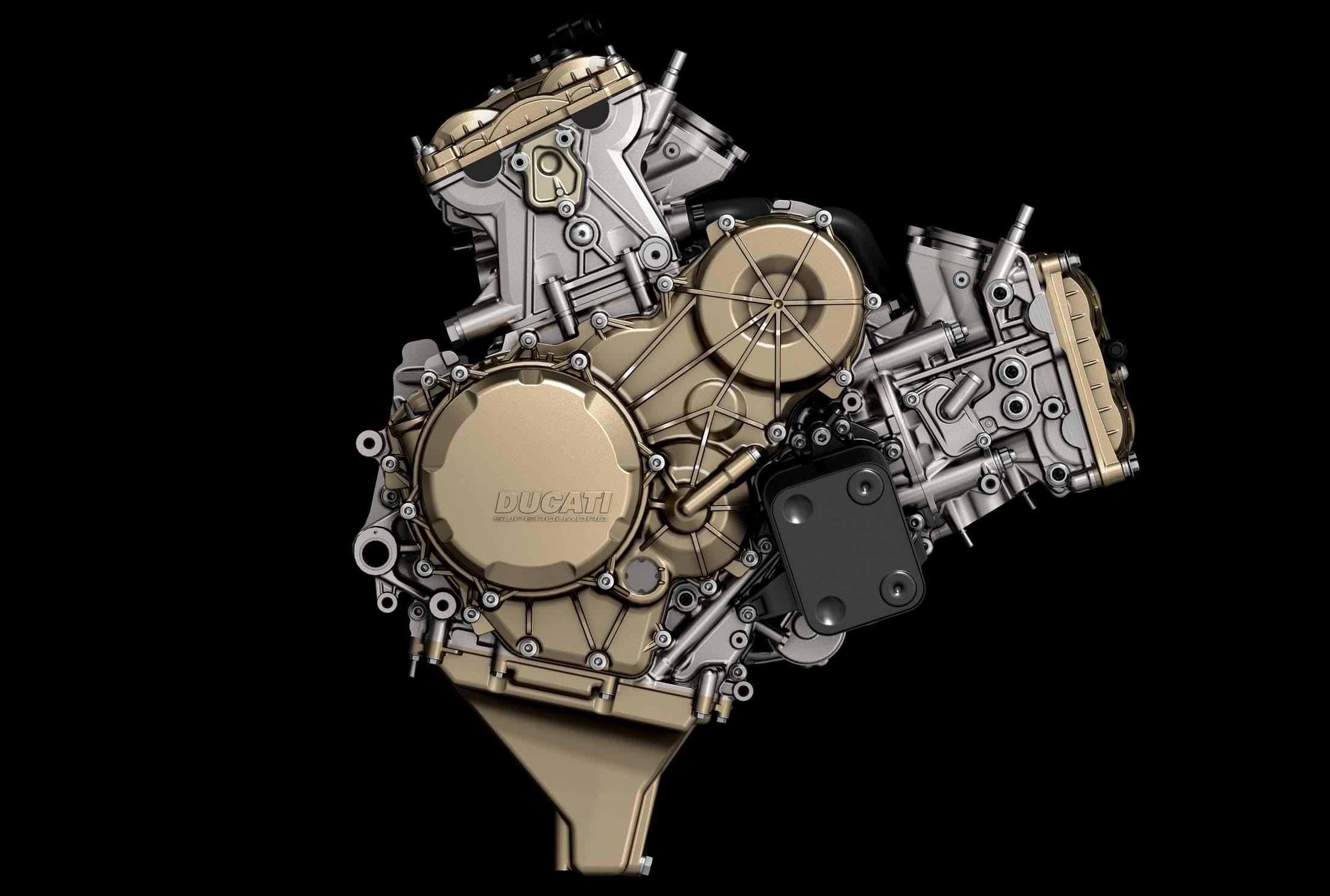 Ducati Panigale Engine Oil