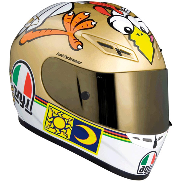 rossi 39 s 2015 sepang motogp test helmet superbike magazine. Black Bedroom Furniture Sets. Home Design Ideas