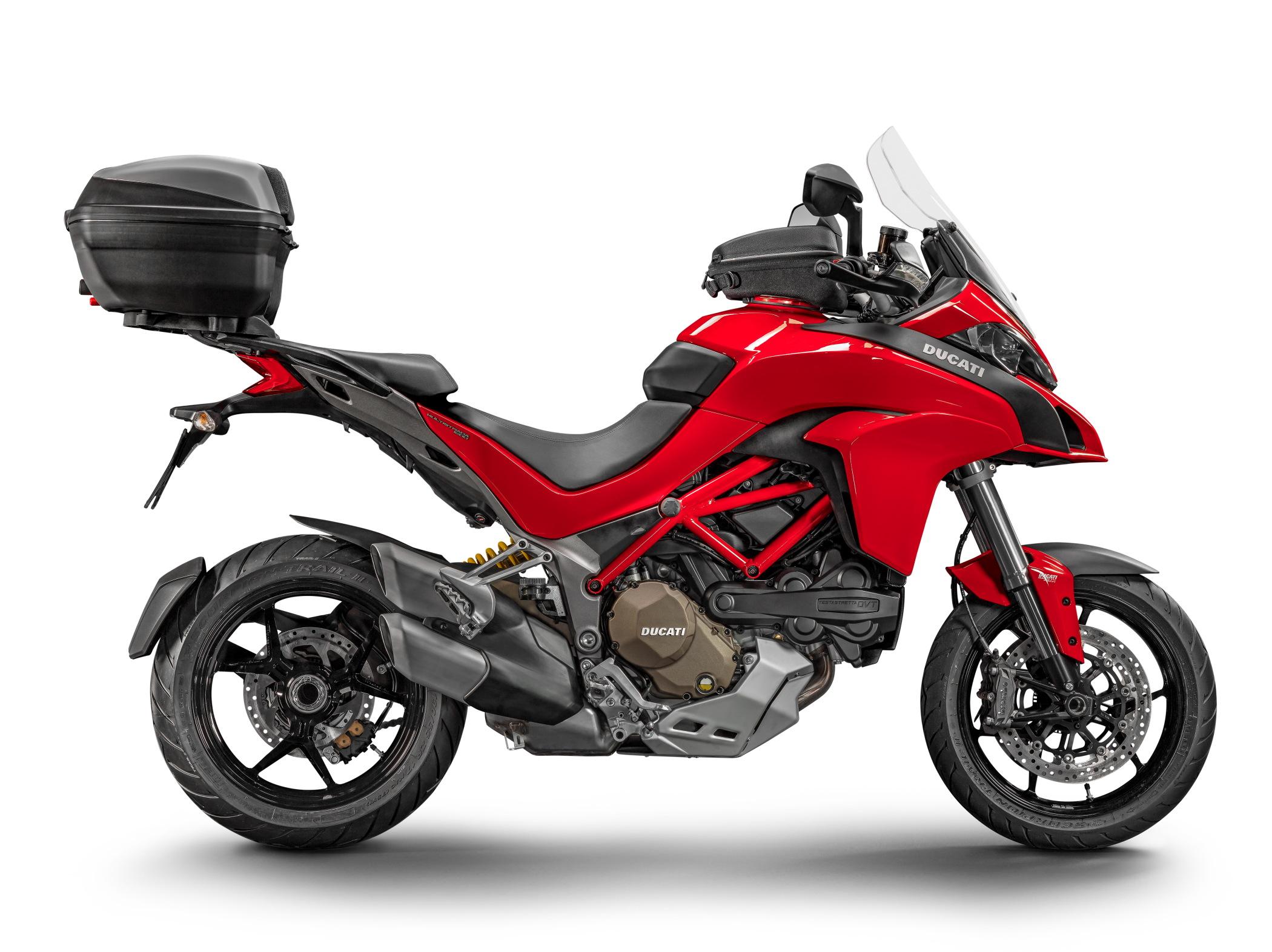 2015 Ducati Multistrada  U2013 Options And Uk Prices
