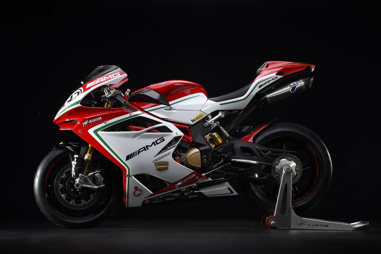 MV Agusta F4 1000 RC Superbike