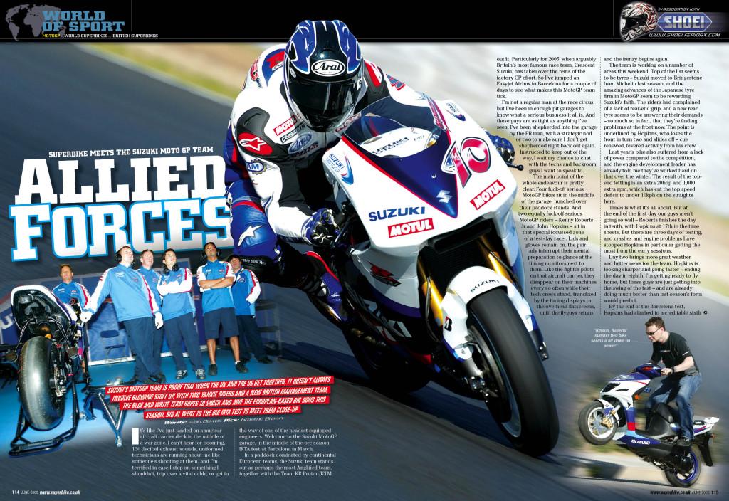 MotoGP – Back in the Day. | Superbike Magazine