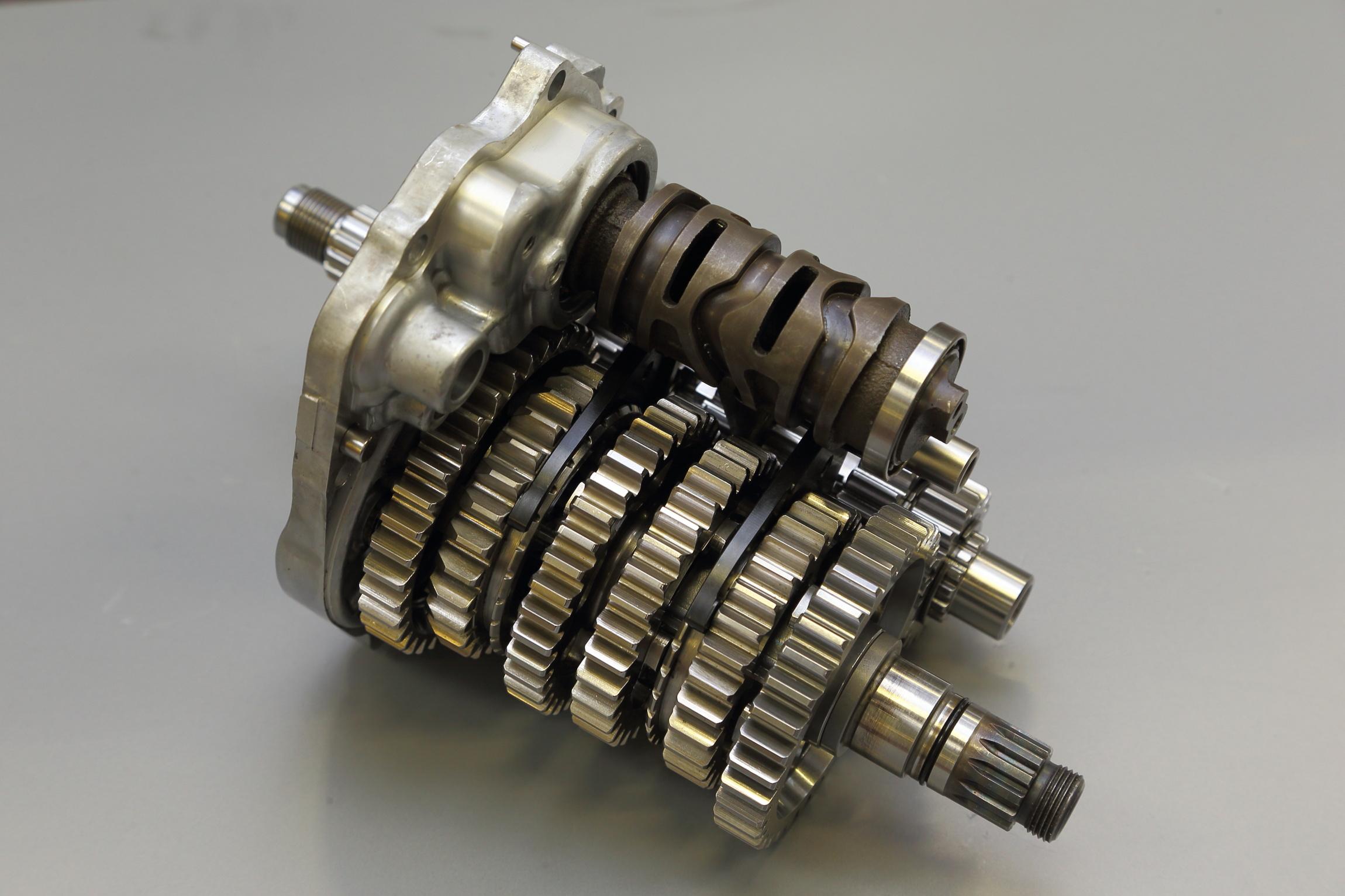 Yamaha Racing Gear