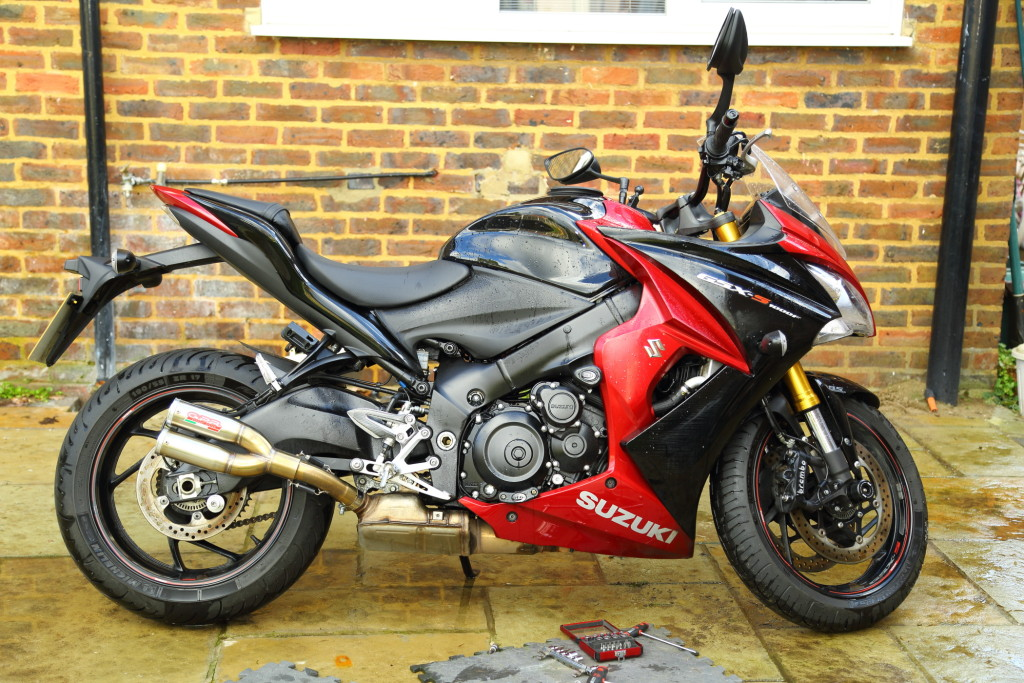 GSXS GPR can fit007