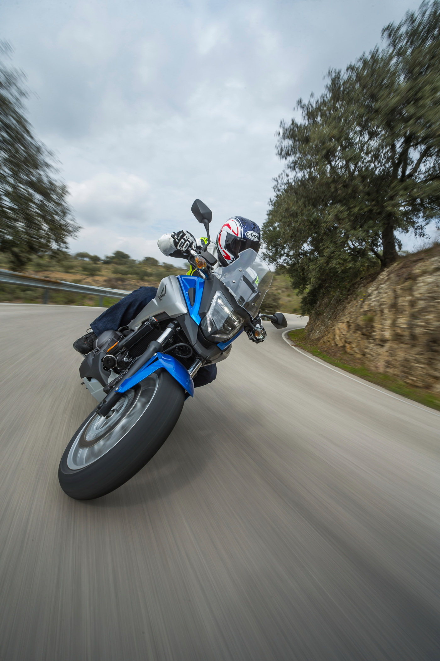 2016 Honda Nc750 Test Superbike Magazine