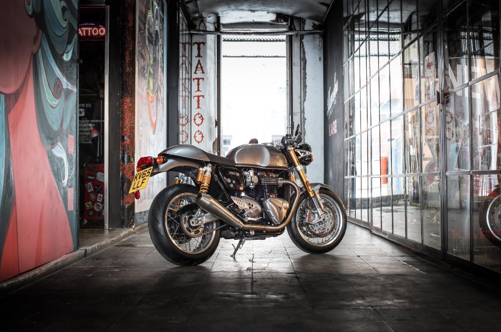 triumph thruxton r - first ride review. | superbike magazine