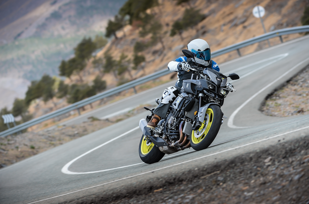 Yamaha MT-10  First ride review | Superbike Magazine