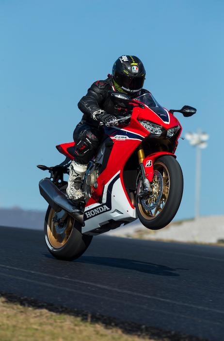 2017 Honda CBR 1000RR Fireblade SP