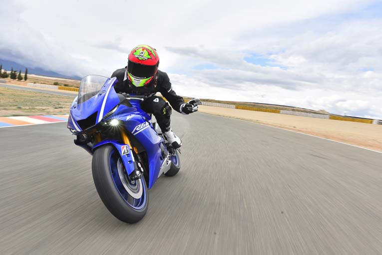 Yamaha R Time