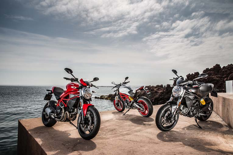 ducati monster 797 - full review. | superbike magazine